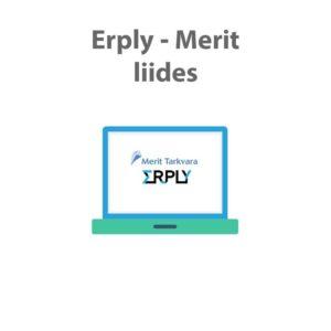 Erply - Merit liidestamine logo